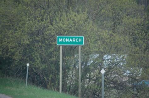 Monarch, Montana