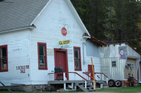 GJ's Junkers Delight in Neihart, Montana