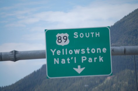 89 South in Montana