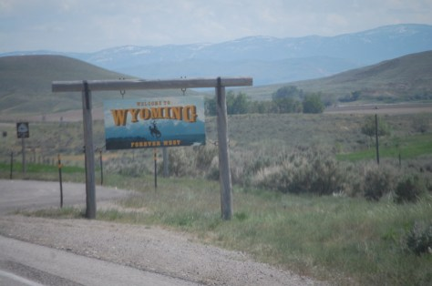 Welcome to Wyoming (again!)