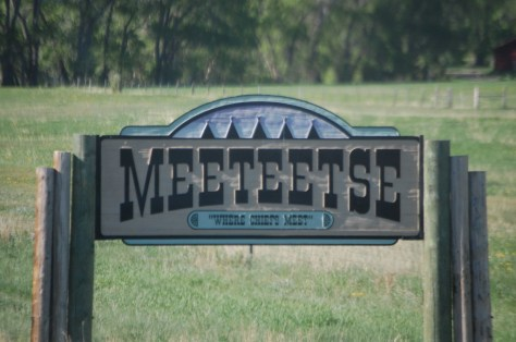 Welcome to Meeteetse, WY