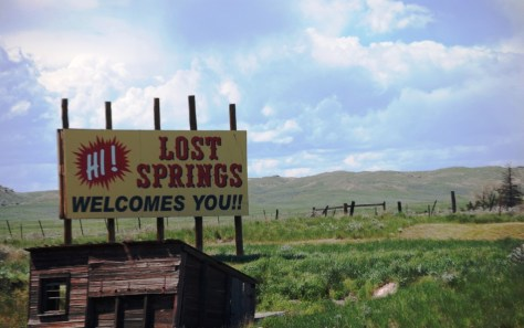 Welcome to Lost Springs