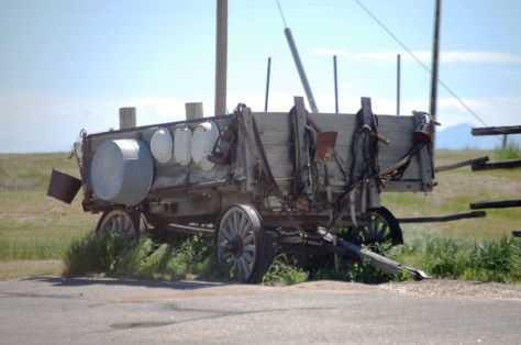 The Lost Springs Chuckwagon??