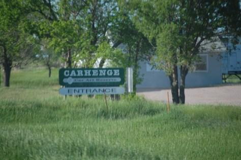 Welcome to Carhenge