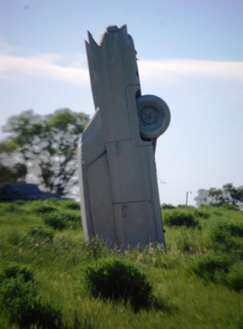Carhenge in Alliance, Nebraska