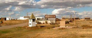 The Ghost Town of Galata, Montana