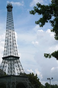 Paris, TN Eiffel Tower