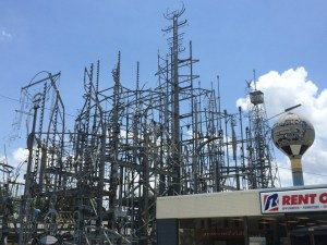 Billy Tripp's Mindfield in Brownsville, TN