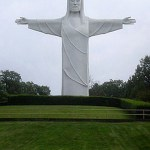 Jesus of the Ozarks in Eureka Springs, AR