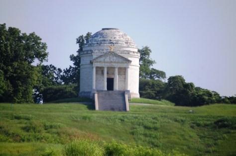 Illinois State Memorial at Vicksburg