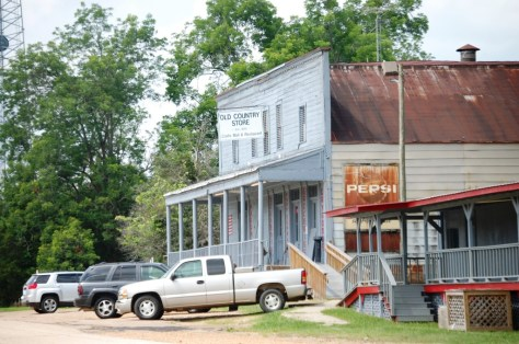 Old Country Store and Restaurant in Lorman, MS