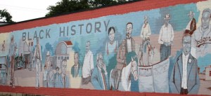 Black History Mural by Dayton Wordrich