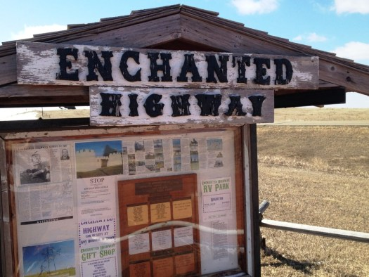 Enchanted Highway in North Dakota