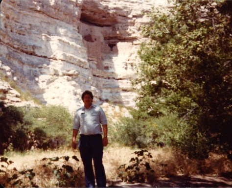Sumoflam at Montezuma Castle National Monument