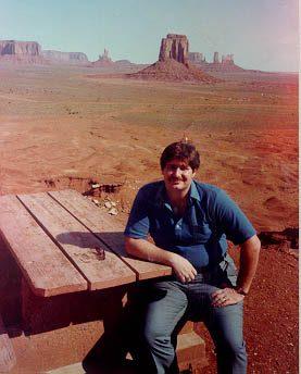 Sumoflam at Monument Valley on Utah/Arizona border