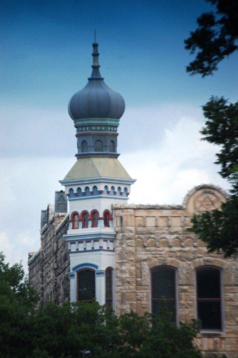 A Victorian Spire in Georgetown, TX
