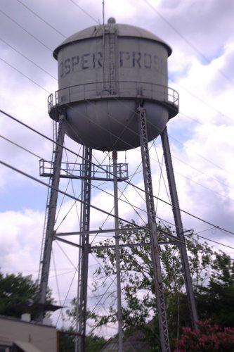 Prosper Water Tower, Prosper, TX