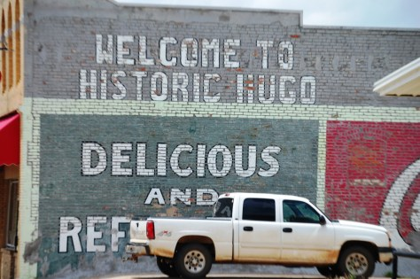 Welcome to Historic Hugo, OK