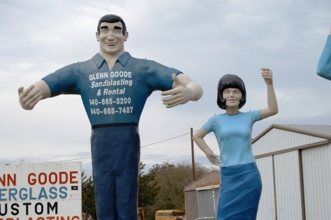 Glen Goode's Big People