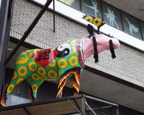 Lucky Moose on Dundas Street in Chinatown, Toronto