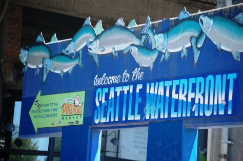 Welcome to the Seattle Waterfront