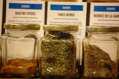 Some Great fragrances emanate from the World Spice Market