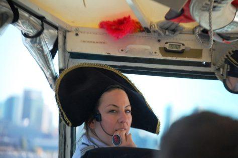 Mandy the Pirate....ARGH