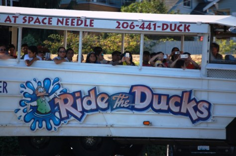 Ride the Duck!