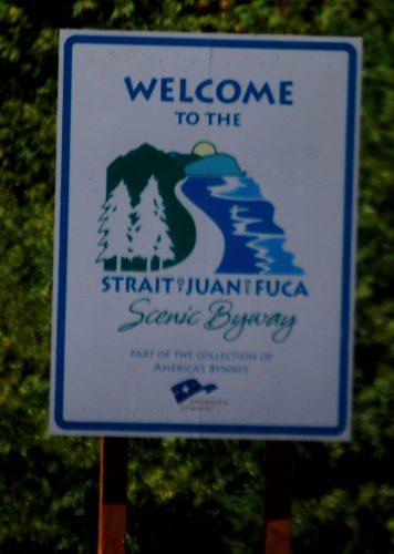 Strait of Juna de Fuca Scenic Byway