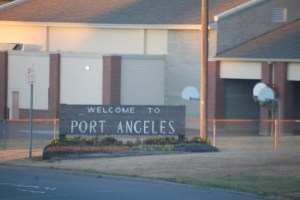 Welcome to Port Angeles, WA