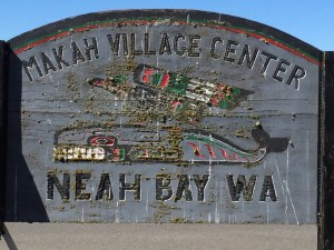 Welcome to Neah Bay, Washington