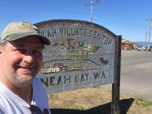 At Neah Bay in the northwesternmost corner of the contiguous United States in 2015