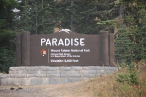 Welcome to Paradise - Washington