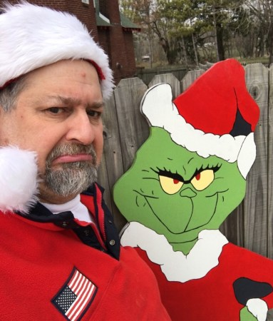 Even the Grinch frequents the Candy Castle!