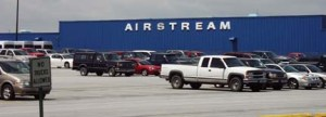 Airstream Factory in Jackson Center, Ohio