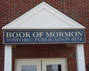 Book of Mormon Publication site