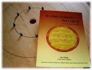 Crokinole Book
