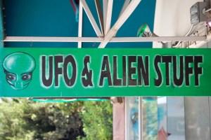 Need some alien stuff? Plenty in Roswell