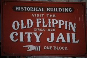 Old Flippin Jailhouse