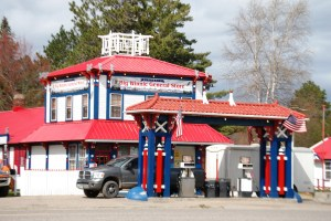 The Historic Big Winnie store and RV Park in Bena, MN