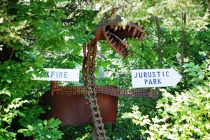 Welcome to Jurustic Park