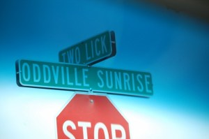 Oddville Sunrise Road