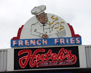Hutch's Burgers and French Fries in Hamilton, Ontario