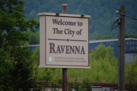 Welcome to Ravenna, KY