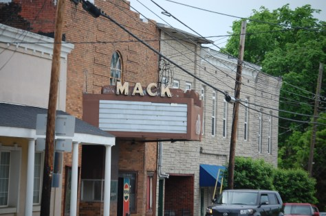 The old Mack Theatre. Not sure if this is in use anymore
