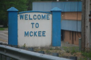 Welcome to McKee, KY