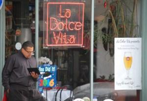 La Dolce Vita, Little Italy