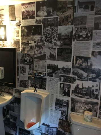 TOLI Restroom and the history of Little Italy