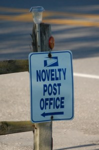 Novelty Post Office