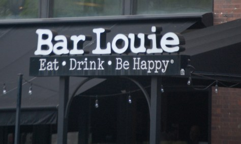 Bar Louie in Cleveland